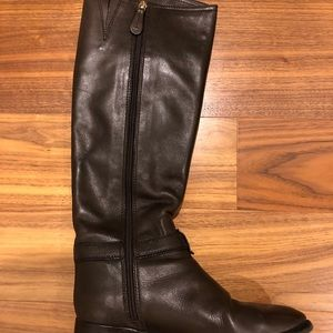 Tory Burch Riding Boots size 6.5